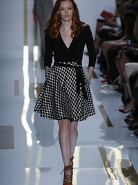 Diane von Furstenberg Spring 2014 Collection