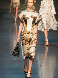 Dolce & Gabbana Spring 2014 Collection