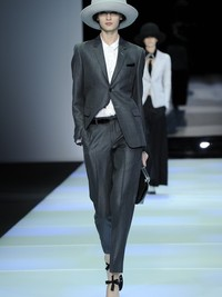 Emporio Armani Fall 2014 Collection