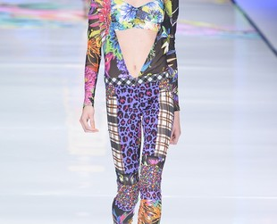 "The new Just Cavalli line is all about daring, ultra colorful alternatives with a sexy, exotic allure inspired by ""a surreal and imaginary world"". Check out the JUst Cavalli spring 2014 collection."