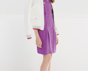 Peuterey Aiguille Noire designers Francesco Ferrari and Tomaso Anfossi focused on the 60s with a futuristic vibe. Check out the Peuterey Aiguille Noire spring 2014 collection!