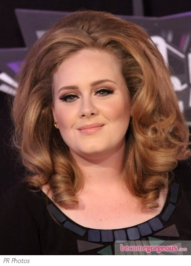 Cool Pictures Adele Hairstyles Adele39S Big Curly Hairstyle Short Hairstyles For Black Women Fulllsitofus