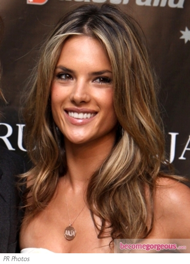 http www becomegorgeous com hair photos alessandra ambrosio hairstyles ...