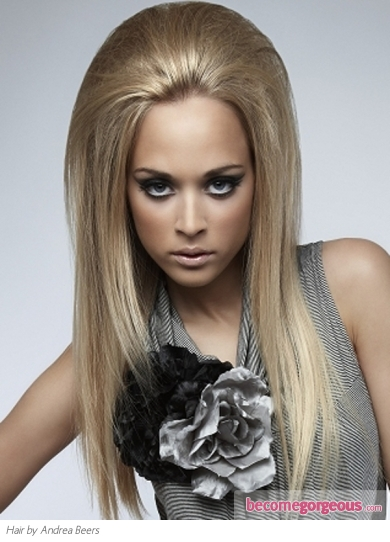 Sensational Pictures Long Hairstyles Long Party Glam Hair Style Short Hairstyles Gunalazisus
