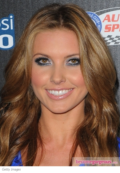 audrina patridge eyes. Audrina Patridge Grey Eye