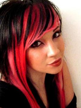 Marvelous Black And Red Hairstyles Hairstyles For Women Draintrainus