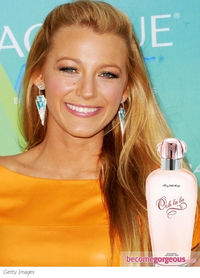 Blake Lively Favorite Fragrance