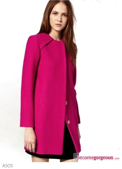 Boutique By Jaeger Cocoon Wool Coat