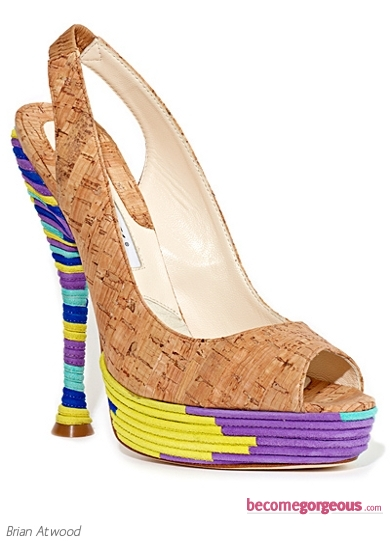 Brian Atwood Piped Pumps
