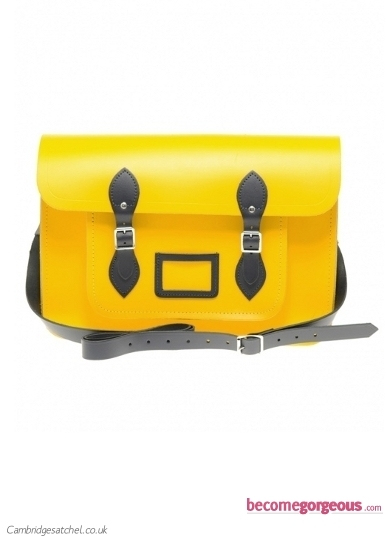 This handmade small Neon Leather Satchel bag screams for attitude. Wear it if you know how to add a splash of color to your casual chic outfits.