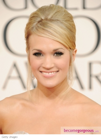 carrie underwood haircut 2011