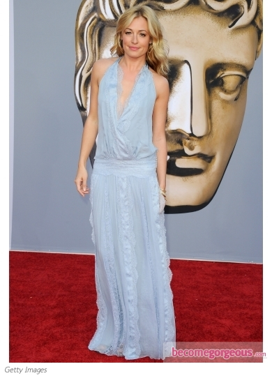 Cat Deeley in Christian Dior Gown