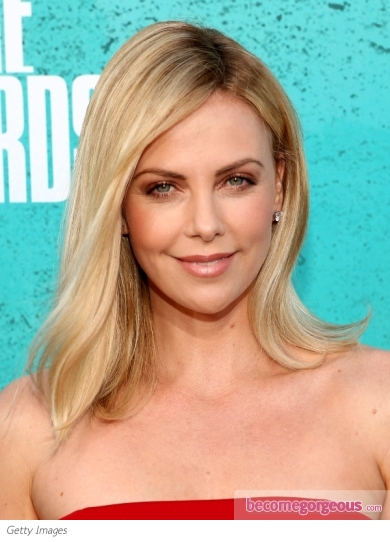 pastel hair styles pictures charlize theron hairstyles charlize theron s 6121