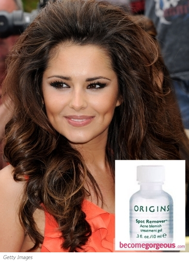 Cheryl Cole Favorite Beauty Product
