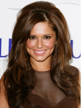 Cheryl Cole 60s Big and Sexy Hairstyle