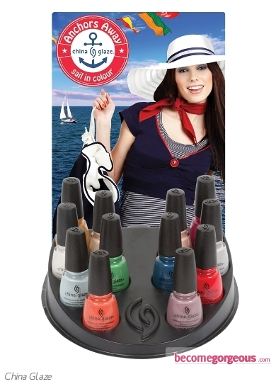 China Glaze Anchors Away