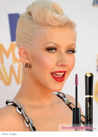 Christina Aguilera Eye Makeup Product