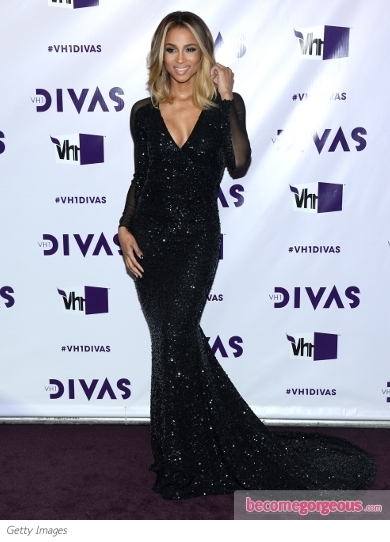 Ciara's Dress at 2012 VH1 Divas