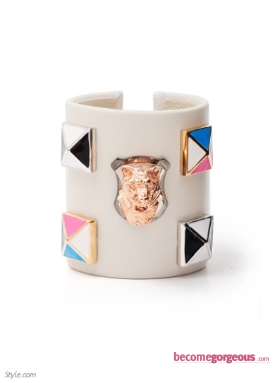 Delfina Delettrez Statement Cuffs