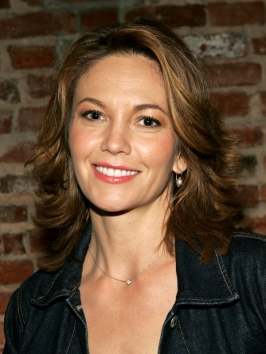 Diane Lane's Long Layered Hairstyle