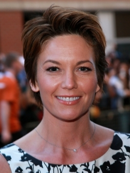 Short pixie crops aren't for everyone, but Diane Lane pulls off the short look with panache.