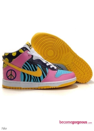 Fashion Design Women Nike Dunk Sneakers