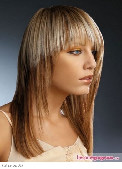 Multi Hair Color Pictures Highlights Hairstyle Gallery