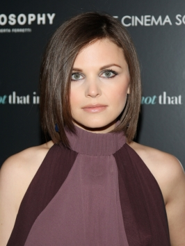 Ginnifer Goodwin Bob Hairstyle