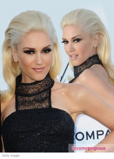 Gwen Stefani Bouffant Hairstyle 2011 Cannes