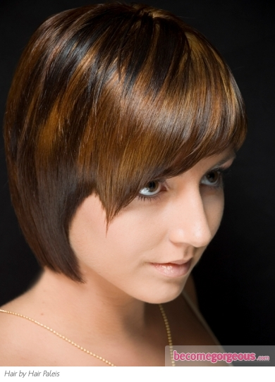 Brown Hair and Blonde Highlights Idea