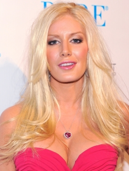 Heidi Montag Long Layered Hairstyle