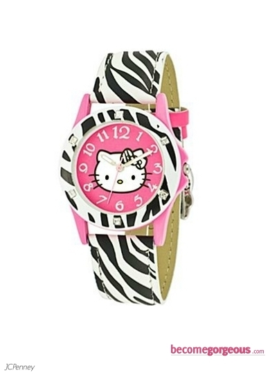 Check out the newest footwear designs decorated with this iconic feline. The Reebok Hello Kitty Travel Shoes prove to be the perfect grift for every fan.