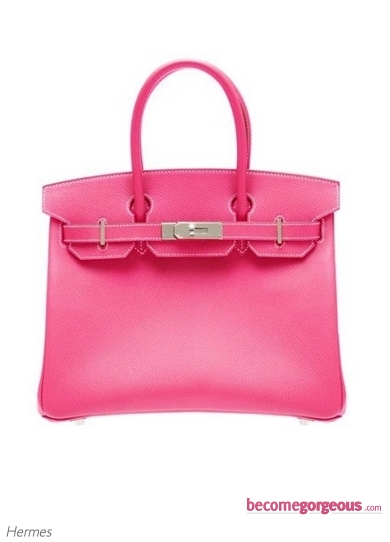 Hermes Birkin Rare Candy Rose Bag