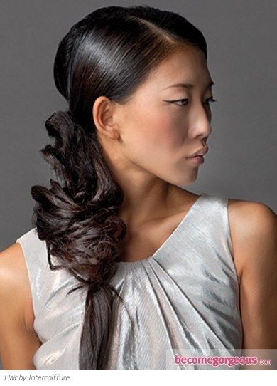 Fabulous Long Braided Hair Style