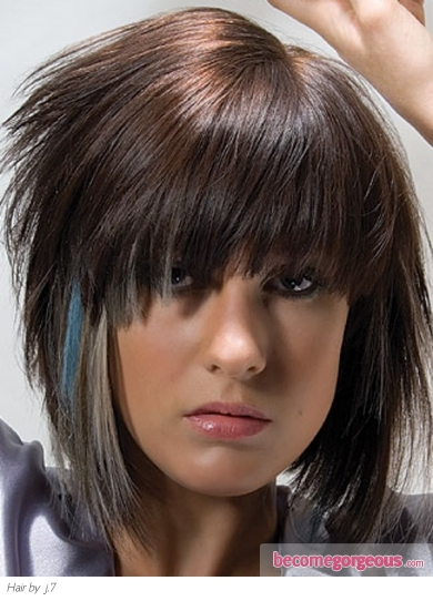 punk hairstyles for medium hair. Medium Punk Haircut
