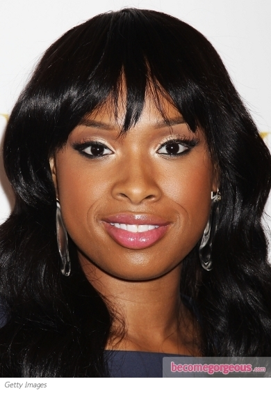 Jennifer Hudson Golden Eye Makeup