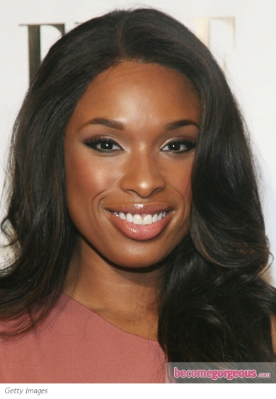 Jennifer Hudson Brown Eye Makeup