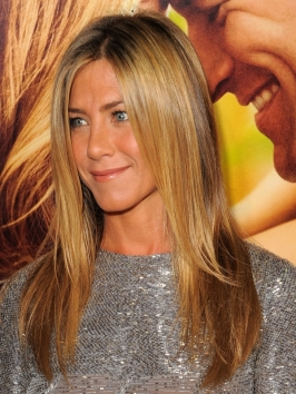Jennifer Aniston Layered Hairstyle