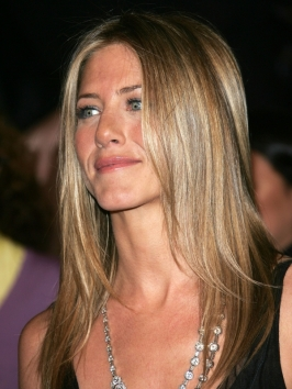 Jennifer Aniston Long Sedu Hairstyle