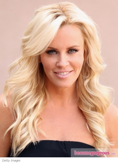 Jenny McCarthy Loose Curls Hairstyle