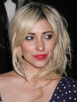 Jessica Origliasso Blonde Hair Color