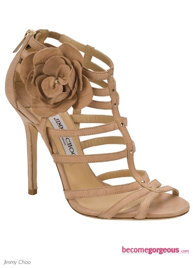 Jimmy Choo Opaque Sandals
