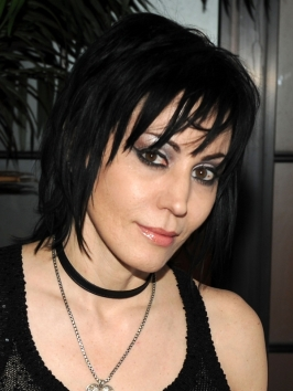 Joan Jett Short Layered Hairstyle