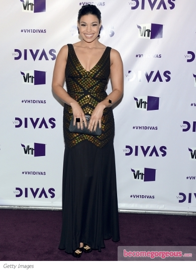 Jordin Sparks's Dress at VH1 Divas 2012