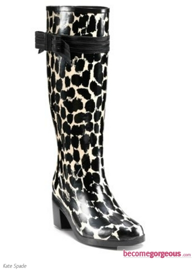 "Kate Spade New York ""Randi Too"" Rain Boots"