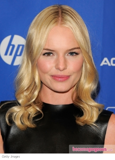 Kate Bosworth End Curls Hairstyle