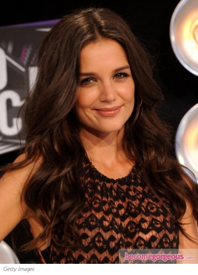 Katie Holmes' Hairstyle at the 2011 MTV VMAs