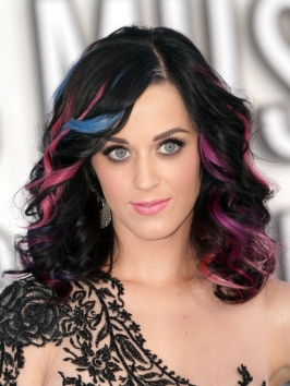 Katy Perry Blue Hair on Katy Perry Goes Back To Blue Hair  Better Or Worse    Page 5