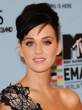 Katy Perry Hairstyles at 2009 MTV EMAs