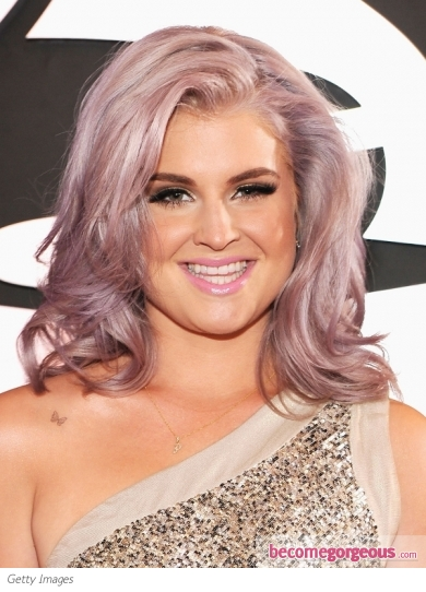 Kelly Osburne's Hairstyle from the 2012 Grammy Awards